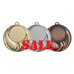 Medaille E105 (goud, zilver of brons) 45mm